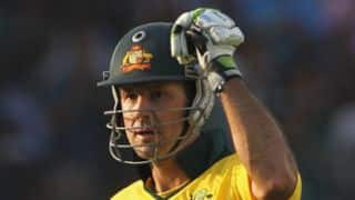 Ponting seals World Cup for Aus with wondrous 140