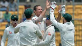 India vs Australia, 2nd Test, Day 3: Josh Hazlewood rattles India before tea