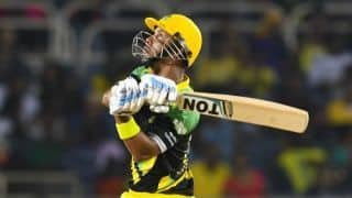 CPL 2019: Lendl Simmons replaces Colin Munro for Trinbago Knight Riders' first three games