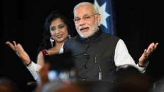India vs Pakistan 2015: Prime Minister Narendra Modi in favour of cricket diplomacy