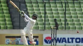 Bangladesh vs Zimbabwe 2014: Bangladesh in control at lunch despite losing two wickets