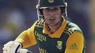 What happens when Quinton de Kock