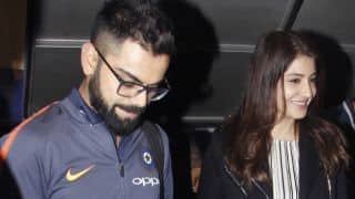 Virat Kohli, Anushka Sharma spotted wearing same t-shirt; get trolled on Twitter