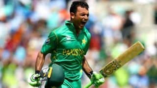 Fakhar Zaman says Pakistan are favourites to win 2019 World Cup