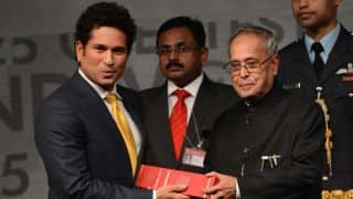 PM, President feature on BCCI annual report cover