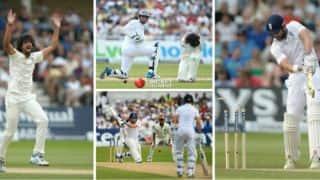 India vs England 2014 1st Test, Stumps Day 3: Bulletin from Trent Bridge