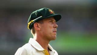 India vs Australia: James Faulkner hopeful to earn a Test spot