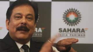BCCI-Sahara dispute: Subrata Roy blames N Srinivasan for split