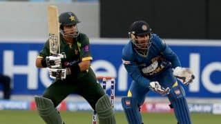 Pakistan vs Sri Lanka Asia Cup 2014 Live Scorecard