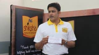 Anil Kumble: It is not about Ravi Shastri or me, but about Team India