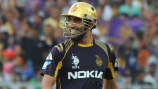 KKR in commanding position against KXIP after powerplay in IPL 2016, Match 13
