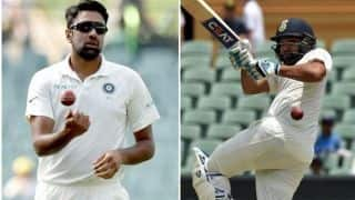 R Ashwin, Rohit Sharma ruled out of 2nd Test; Hanuma Vihari, Ravindra Jadeja in 13-member squad