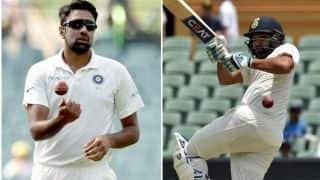 R Ashwin, Rohit Sharma ruled out of 2nd Test; Hanuma Vihari, Ravindra Jadeja in 13-member squad