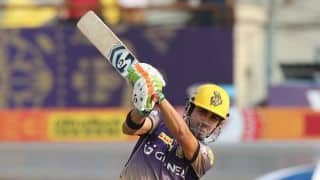 IPL 2017: Gambhir says KKR confidence high after defeating SRH