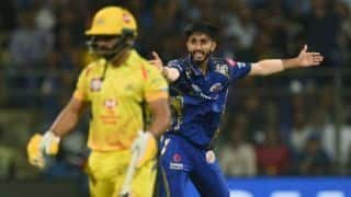 Highlights, IPL 2018, CSK vs MI, Full Cricket Score and Updates, Match 27 at Pune: MI win by 8 wickets