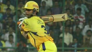 Chennai Super Kings (CSK) vs Delhi Daredevils (DD), IPL 2014: Dwayne Smith, Suresh Raina progress slowly
