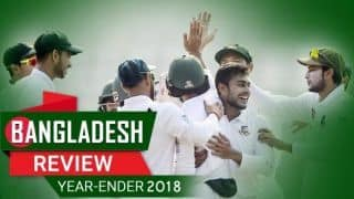 Year-ender 2018: Bangladesh review – Some pain, more gain in eventful year