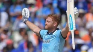Centurion Bairstow, Stokes fifty set India daunting 338