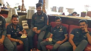 Nidahas Trophy 2018: Team India departs for Sri Lanka