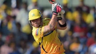 Brendon McCullum, Dwayne Smith smash Mumbai Indians in early overs in IPL 2015 clash