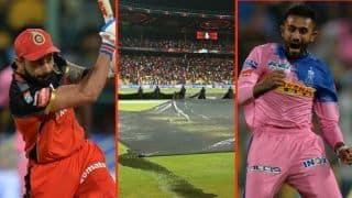 RCB vs RR: Kohli's fiery start, Gopal's hat-trick and other talking points