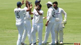 गाबा टेस्ट: लंच तक 369 रन पर सिमटी ऑस्ट्रेलिया की पहली पारी