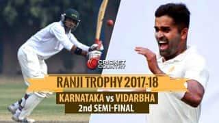 Ranji Trophy 2017-18, 2nd semi-final preview, Karnataka vs Vidarbha: Clash of the titans