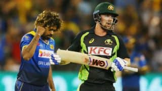 AUS v SL, 1st T20I: Malinga's 2 on 2, Finch's career milestone and other highlights