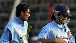 Kaif denies running Dhoni out on his international debut