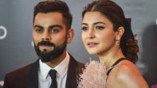 Virat Kohli, Anushka Sharma make red-carpet appearance ahead of Indian Sports Honours 2019