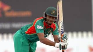 Shakib 12th man to hit ton and take 4-for in same match