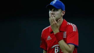 Broad ruled out of two T20I's against West Indies