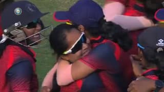 Women's Challengers Trophy: Shikha Pandey's fifer helps India Red beat India Blue by 15 runs to clinch title