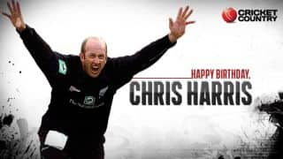 Harris: 10 interesting facts on NZ's great all-rounder