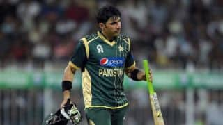 BAN vs PAK: Misbah out on 10