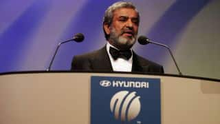 Ehsan Mani concerned about cricket's future