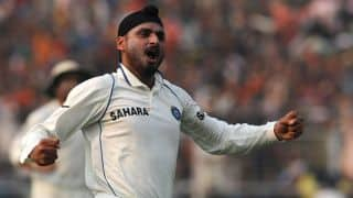 Spin success gladdens Harbhajan