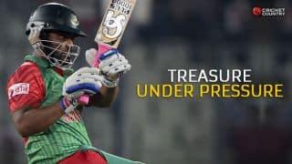 Bangladesh vs South Africa 2015: Tamim Iqbal steps up to help Bangladesh complete treble