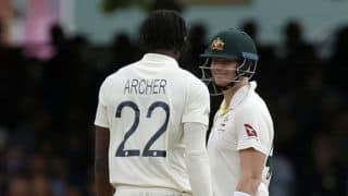 I just tried to get Steve Smith rattled: Jofra Archer