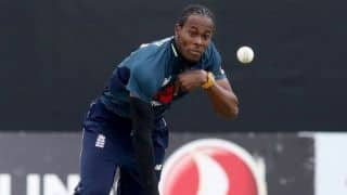 Fresh off England debut, Archer not fretting over World Cup chances
