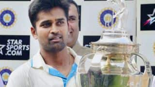 Victorious Karnataka team rewarded Rs 1 crore by state government