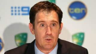 James Sutherland: Cricket will go on when we are ready