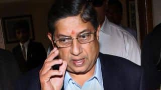 N Srinivasan cannot discharge duties in BCCI: Supreme Court