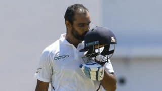Centurion Hanuma Vihari dedicates maiden Test century to late father