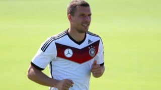 Lukas Podolski praises USA's fighting spirit in FIFA World Cup 2014