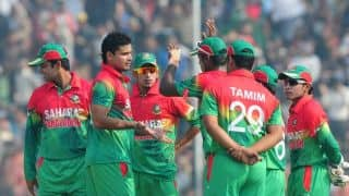 Bangladesh register historic win over India at Asia Cup in 2012