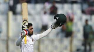 Mominul Haq's 175* destroys Sri Lanka; Bangladesh 374 for 4 at stumps on Day 1, 1st Test