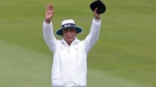 S Ravi retained in ICC Elite Panel of Umpires