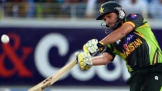 Asia Cup 2014: Pakistan pip India at the post; Shahid Afridi the hero