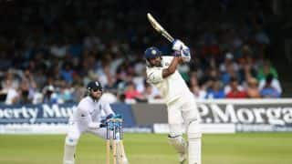 Murali Vijay scores half-century on Day 3 of Lord's Test against England